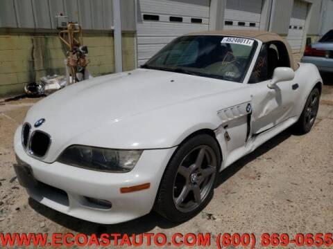 2000 BMW Z3 for sale at East Coast Auto Source Inc. in Bedford VA