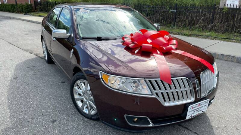 2012 Lincoln MKZ for sale at Speedway Motors in Paterson NJ