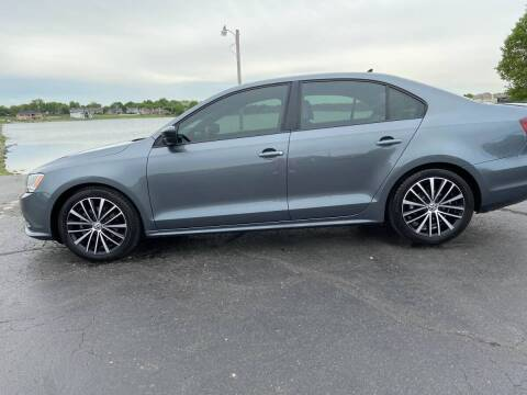 2016 Volkswagen Jetta for sale at Nice Cars in Pleasant Hill MO