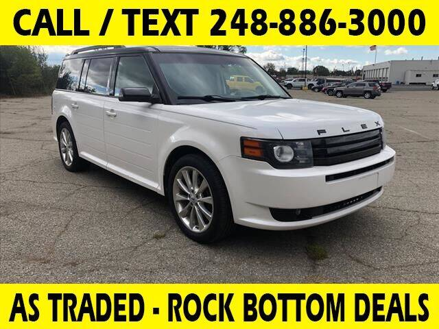 2012 Ford Flex for sale at Lasco of Waterford in Waterford MI