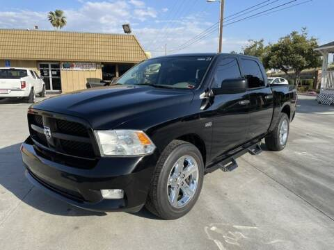 2012 RAM Ram Pickup 1500 for sale at Los Compadres Auto Sales in Riverside CA