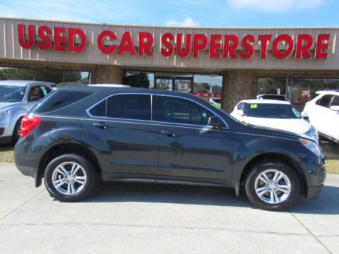 2014 Chevrolet Equinox for sale at Checkered Flag Auto Sales NORTH in Lakeland FL