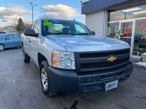 2012 Chevrolet Silverado 1500 for sale at Streff Auto Group in Milwaukee WI