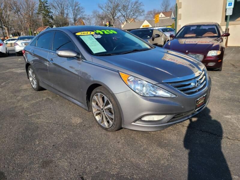 2014 Hyundai Sonata for sale at Costas Auto Gallery in Rahway NJ
