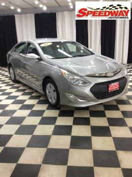 2012 Hyundai Sonata Hybrid for sale at SPEEDWAY AUTO MALL INC in Machesney Park IL