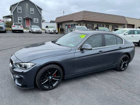 2016 BMW 3 Series for sale at MAGNUM MOTORS in Reedsville PA