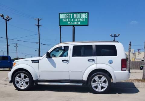 2011 Dodge Nitro for sale at Budget Motors in Aransas Pass TX