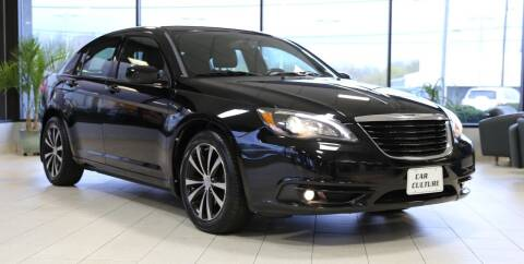 2013 Chrysler 200 for sale at Car Culture in Warren OH