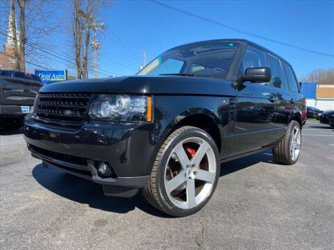 2012 Land Rover Range Rover for sale at iDeal Auto in Raleigh NC