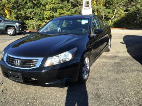2008 Honda Accord for sale at Willow Street Motors in Hyannis MA