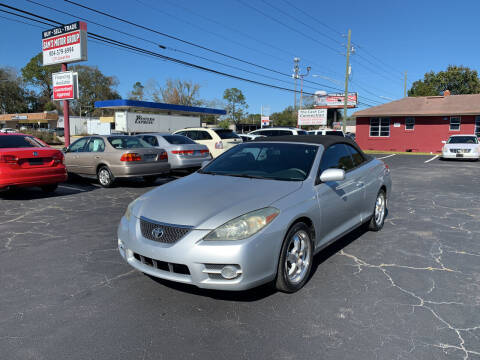 2008 Toyota Camry Solara for sale at Sam's Motor Group in Jacksonville FL