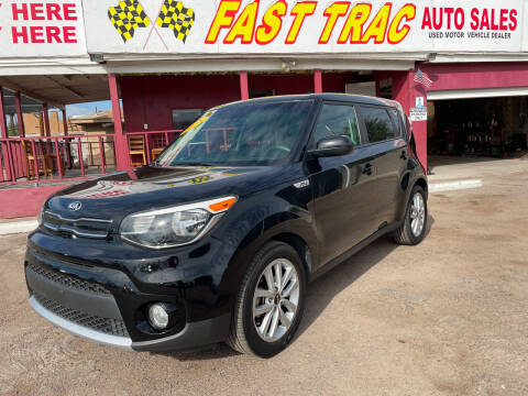 2018 Kia Soul for sale at Fast Trac Auto Sales in Phoenix AZ