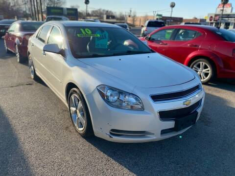 2010 Chevrolet Malibu for sale at Choice Motors of Salt Lake City in West Valley  City UT