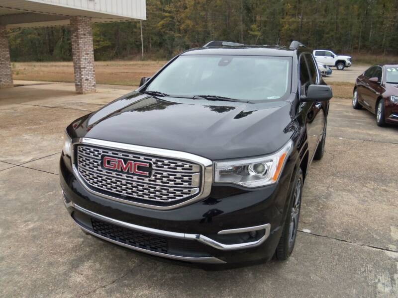 2018 GMC Acadia for sale at Howell Buick GMC Nissan in Summit MS