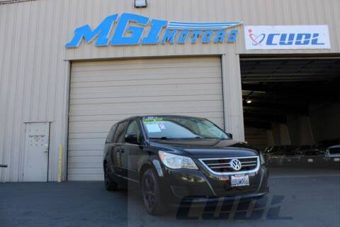 2010 Volkswagen Routan for sale at MGI Motors in Sacramento CA