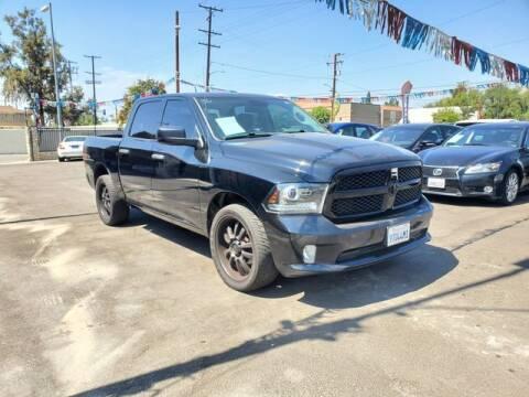 2013 RAM Ram Pickup 1500 for sale at Silver Star Auto in San Bernardino CA