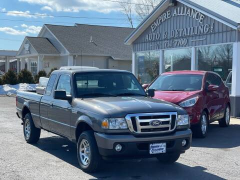 2011 Ford Ranger for sale at Empire Alliance Inc. in West Coxsackie NY