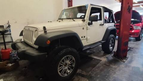 2007 Jeep Wrangler for sale at Pride Motorsports LLC in Phoenix AZ
