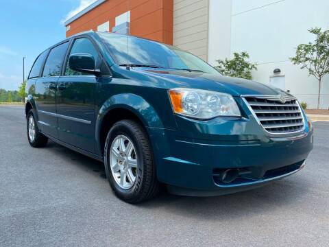 2009 Chrysler Town and Country for sale at ELAN AUTOMOTIVE GROUP in Buford GA