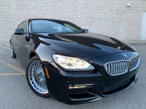 2013 BMW 6 Series for sale at Trocci's Auto Sales in West Pittsburg PA