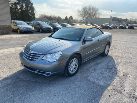 2008 Chrysler Sebring for sale at US5 Auto Sales in Shippensburg PA