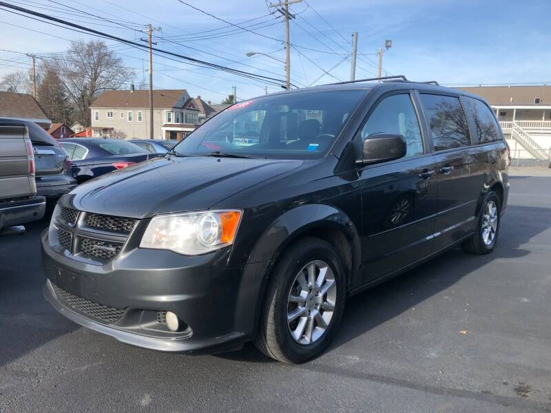 2012 Dodge Grand Caravan for sale at JB Auto Sales in Schenectady NY