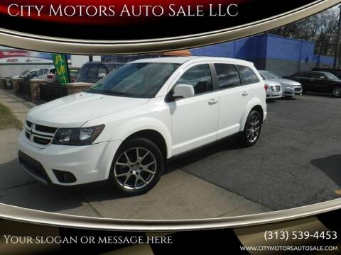 2015 Dodge Journey for sale at City Motors Auto Sale LLC in Redford MI