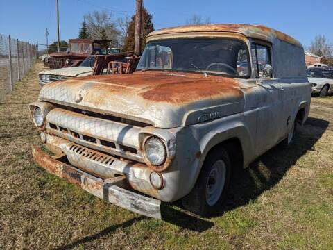 1957 Ford F-100 for sale at Classic Cars of South Carolina in Gray Court SC