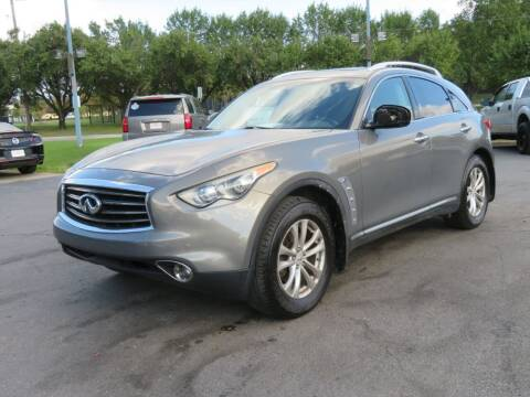 2013 Infiniti FX37 for sale at Low Cost Cars North in Whitehall OH