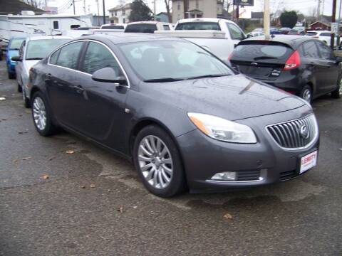2011 Buick Regal for sale at Collector Car Co in Zanesville OH