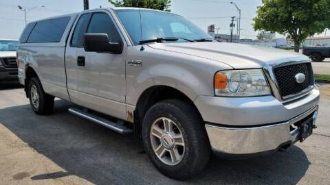 2007 Ford F-150 for sale at Tri City Auto Mart in Lexington KY