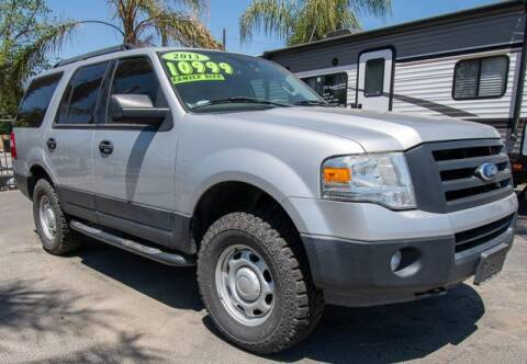 2013 Ford Expedition for sale at GQC AUTO SALES in San Bernardino CA