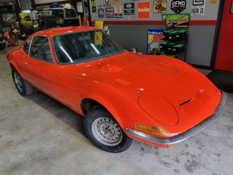 1972 Opel GT for sale at LMJ AUTO AND MUSCLE in York PA