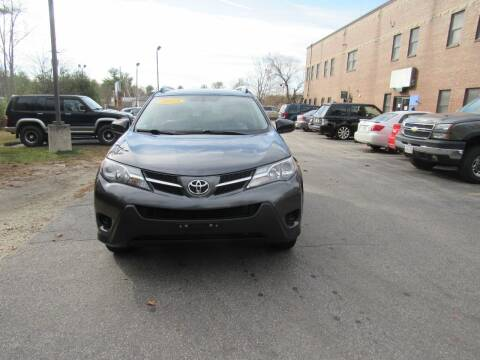 2015 Toyota RAV4 for sale at Heritage Truck and Auto Inc. in Londonderry NH