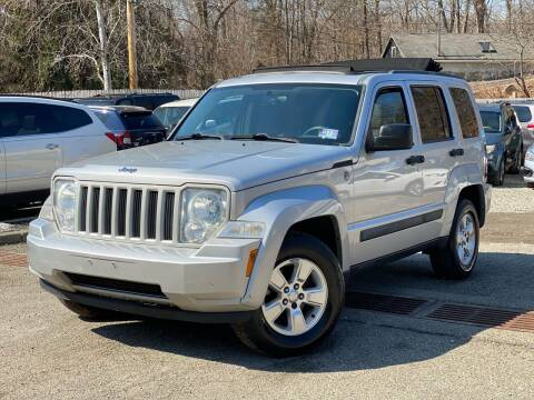 2010 Jeep Liberty for sale at AMA Auto Sales LLC in Ringwood NJ