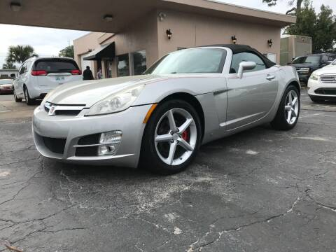 2008 Saturn SKY for sale at AutoVenture Sales And Rentals in Holly Hill FL