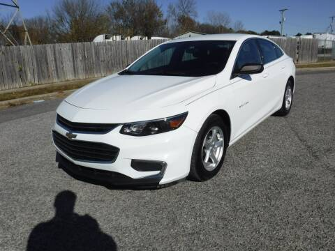 2016 Chevrolet Malibu for sale at AutoMax of Memphis - Logan Karr in Memphis TN