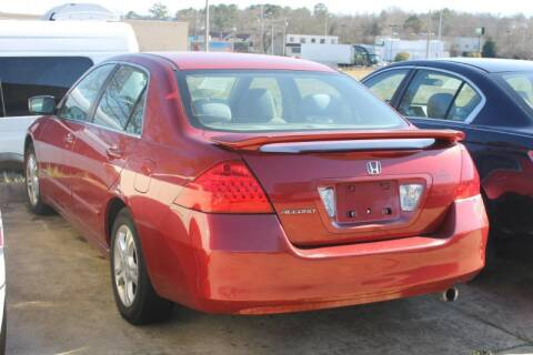 2007 Honda Accord for sale at Z Motors in Chattanooga TN