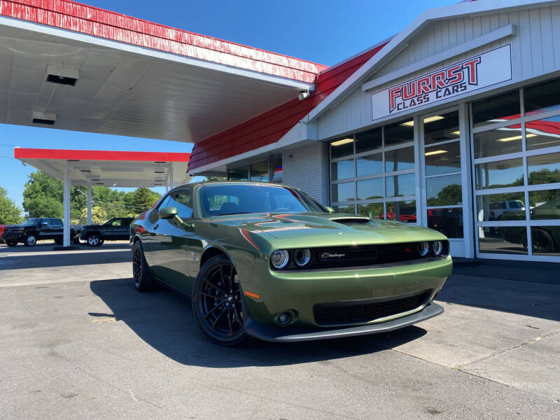 2019 Dodge Challenger for sale at Furrst Class Cars LLC  - Independence Blvd. in Charlotte NC