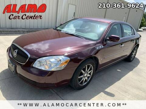 2006 Buick Lucerne for sale at Alamo Car Center in San Antonio TX