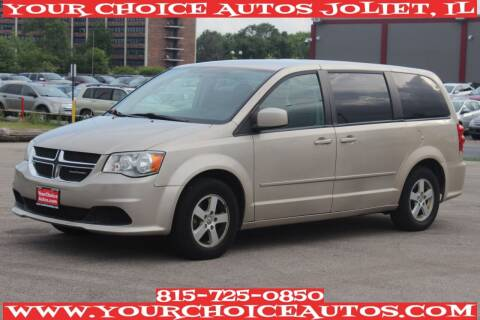2013 Dodge Grand Caravan for sale at Your Choice Autos - Joliet in Joliet IL
