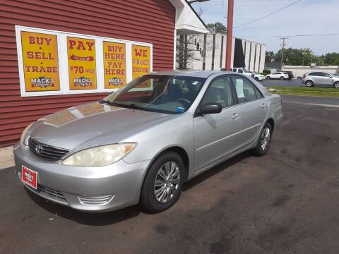 2006 Toyota Camry for sale at Mack's Autoworld in Toledo OH