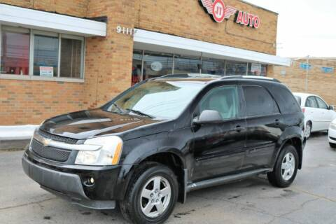 2005 Chevrolet Equinox for sale at JT AUTO in Parma OH