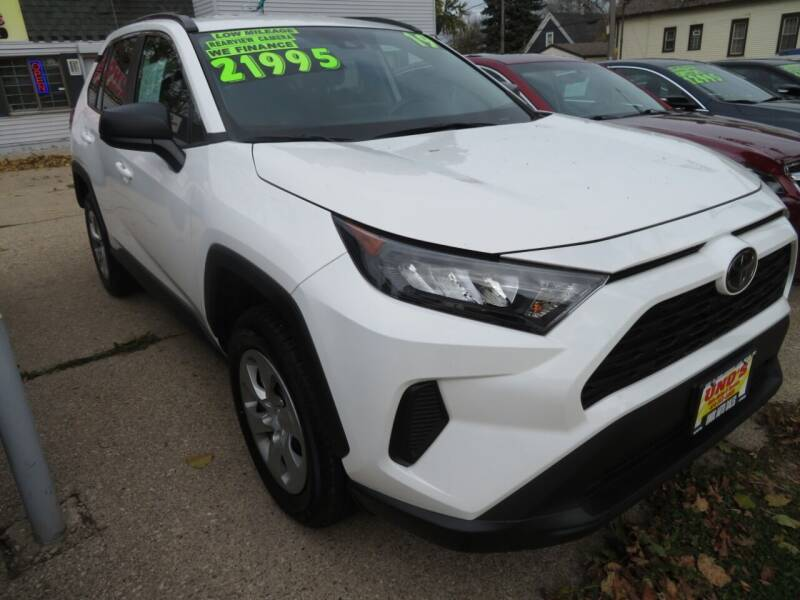 2019 Toyota RAV4 for sale at Uno's Auto Sales in Milwaukee WI