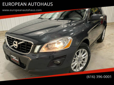 2010 Volvo XC60 for sale at EUROPEAN AUTOHAUS in Holland MI