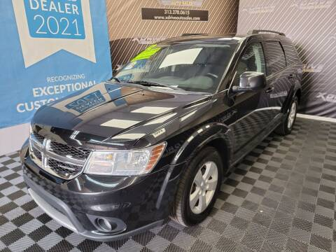 2012 Dodge Journey for sale at X Drive Auto Sales Inc. in Dearborn Heights MI