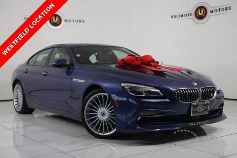 2018 BMW 6 Series for sale at INDY'S UNLIMITED MOTORS - UNLIMITED MOTORS in Westfield IN