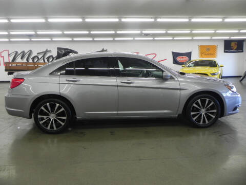 2013 Chrysler 200 for sale at Car Now in Mount Zion IL