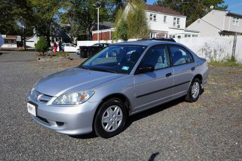 2004 Honda Civic for sale at FBN Auto Sales & Service in Highland Park NJ