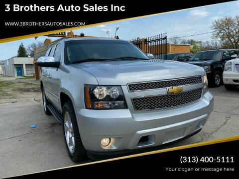 2012 Chevrolet Tahoe for sale at 3 Brothers Auto Sales Inc in Detroit MI